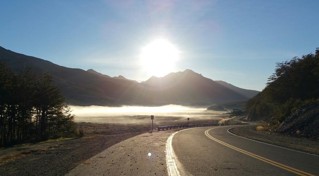 Stop to Tierra Mayor Valley