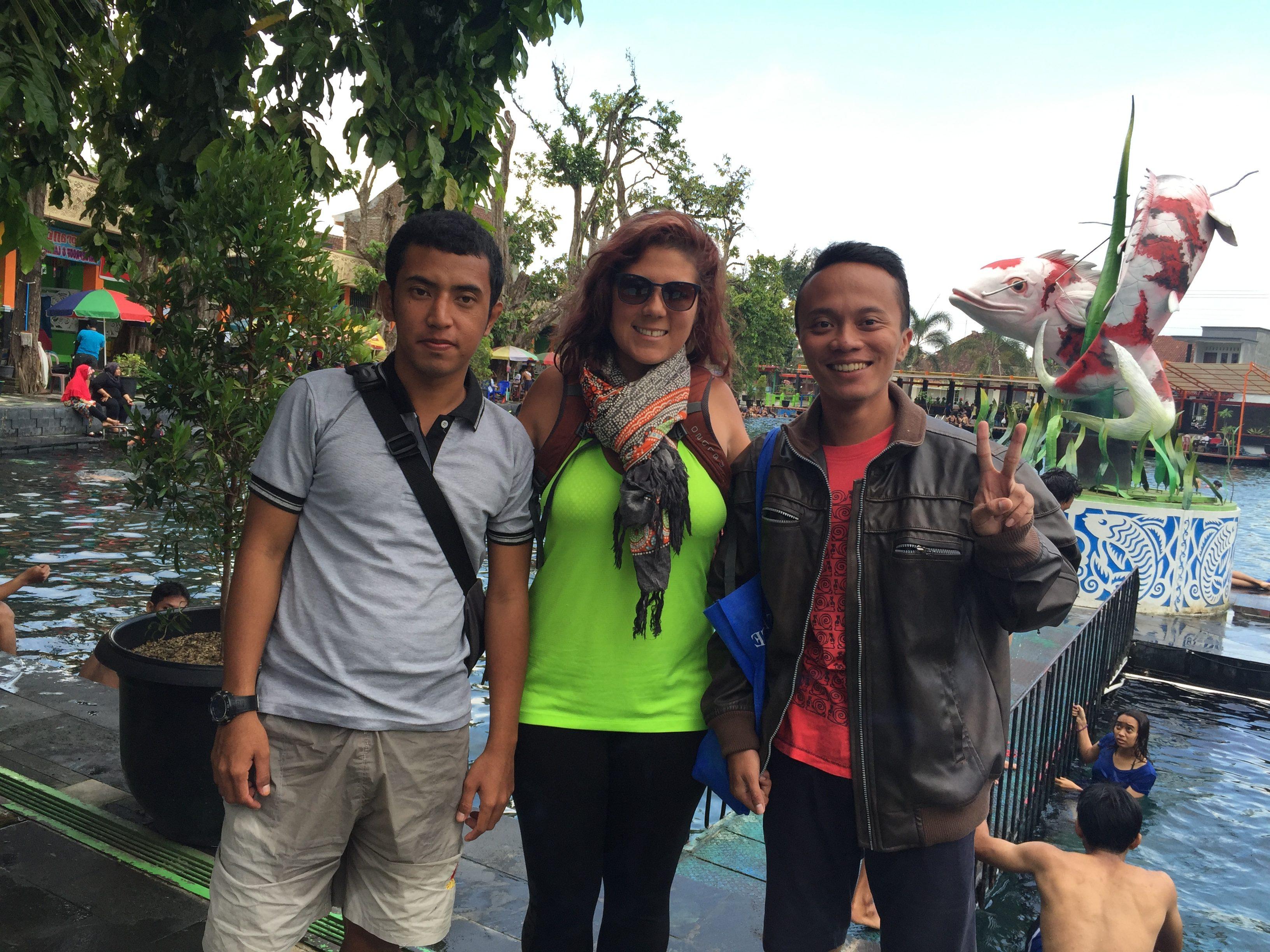 3 Places to Get Wet in Klaten