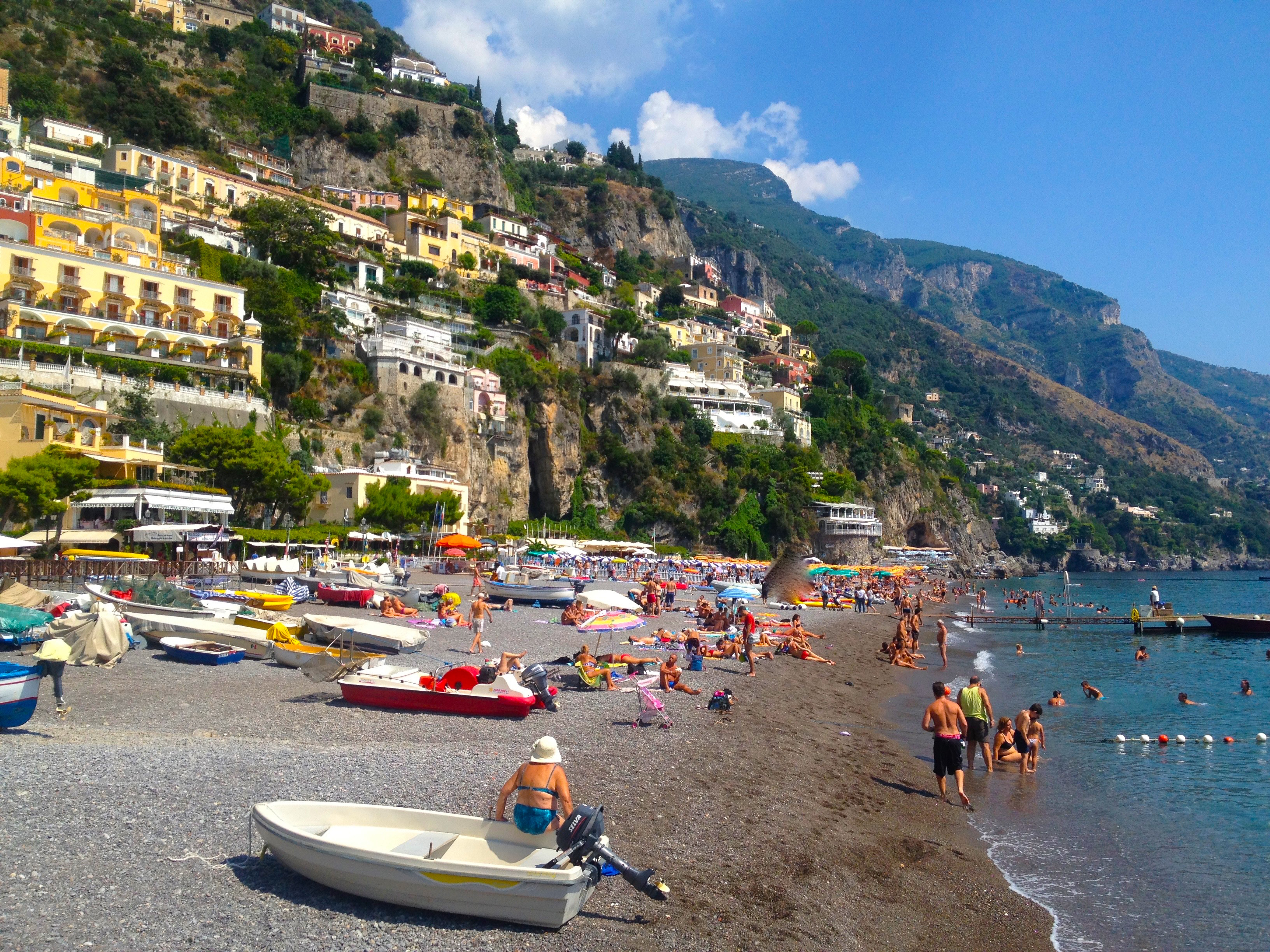 Maximize Your Time in Positano, Italy (By Keeping These Thoughts in Mind)