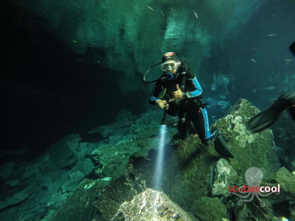 Diving the Cenotes in Playa del Carmen